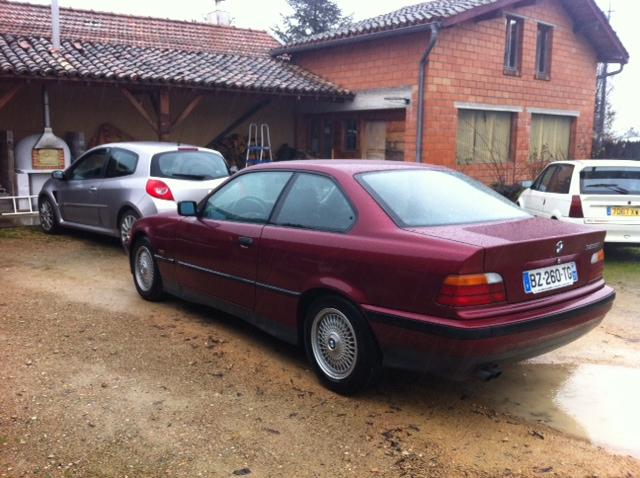[ Bastien ] Bmw coupe 325i e36 ( maj ) File
